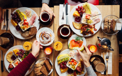 Dining Out Isn't Just About Eating & Exiting, It's About the Dining Experience